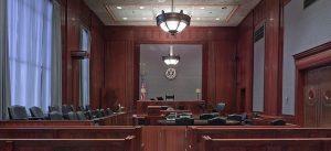Sala de juicios