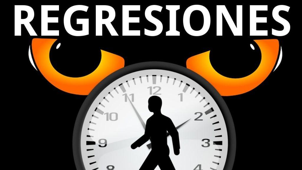 Regresiones hipnóticas